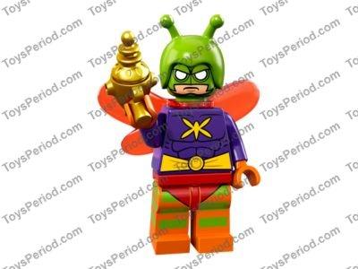 LEGO-MINIFIGURES THE BATMAN MOVIE SERIES 2 X 1  ICE CREAM FOR VACATION ROBIN