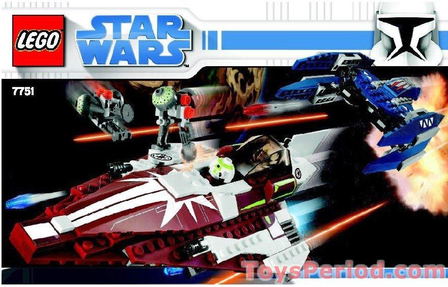 Lego SW0136 Minifig Star Wars Buzz Droid with Circular Blade Saw du 7751 7252