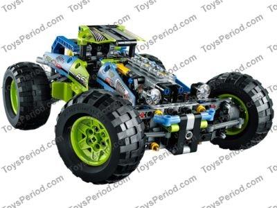 lego technic 42037 instructions
