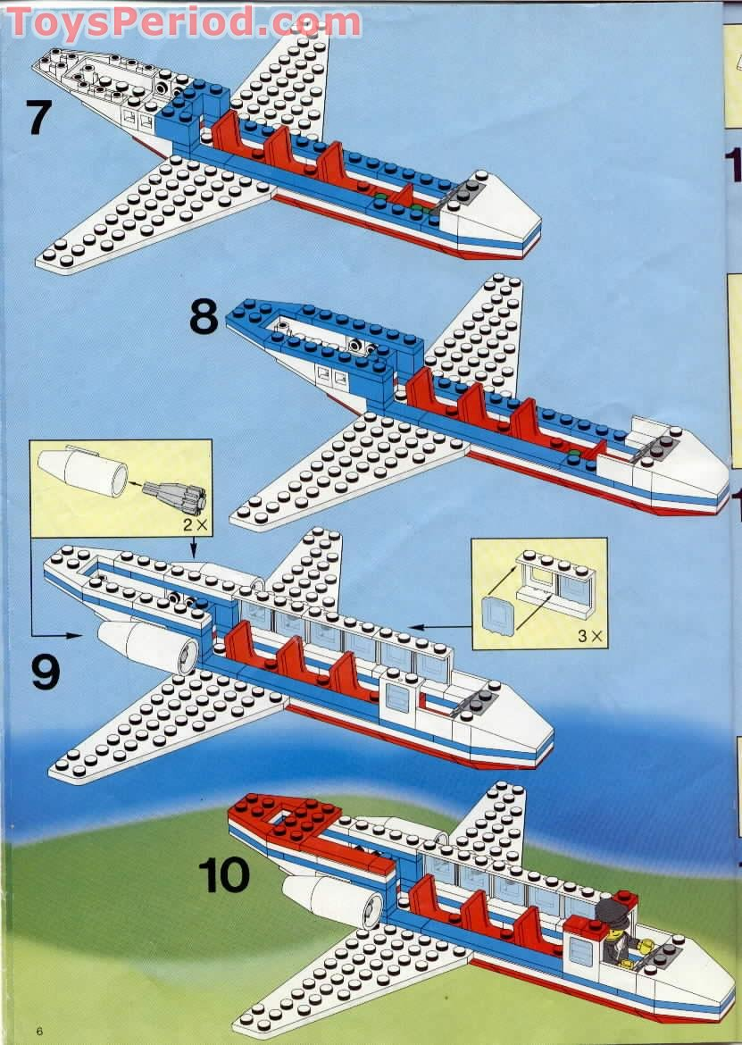 Lego Plane Diagrams Online Schematic Diagram