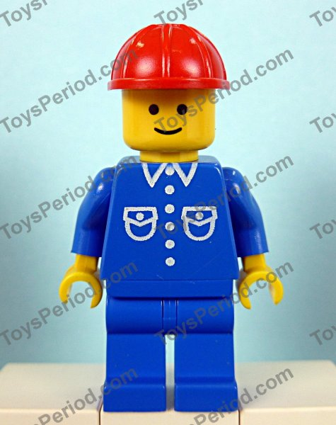 Lego 6002 1 Town Figures Set Parts Inventory And Instructions Lego