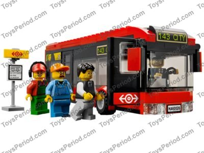 Lego 60026 Town Square Set Parts Inventory And Instructions Lego