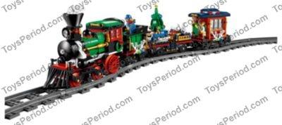Winter Holiday Train 10254 Exclusive LEGO Creator 2016 NIB