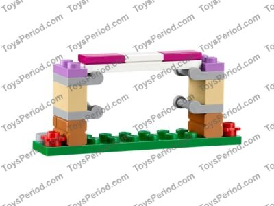 41126 Friends Heartlake Riding Club Horse Stables Block Building Toys christmas