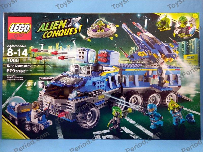 Lego Alien Invasion - YouTube |Lego Alien Invasion