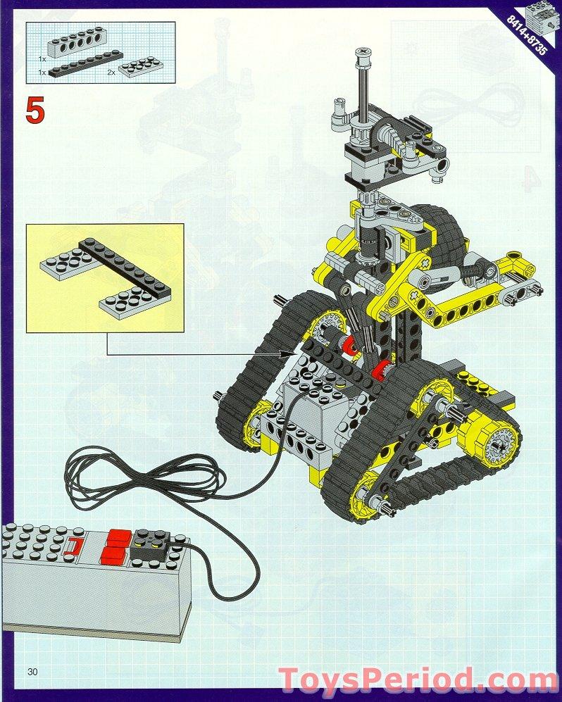 lego technic instructions pdf