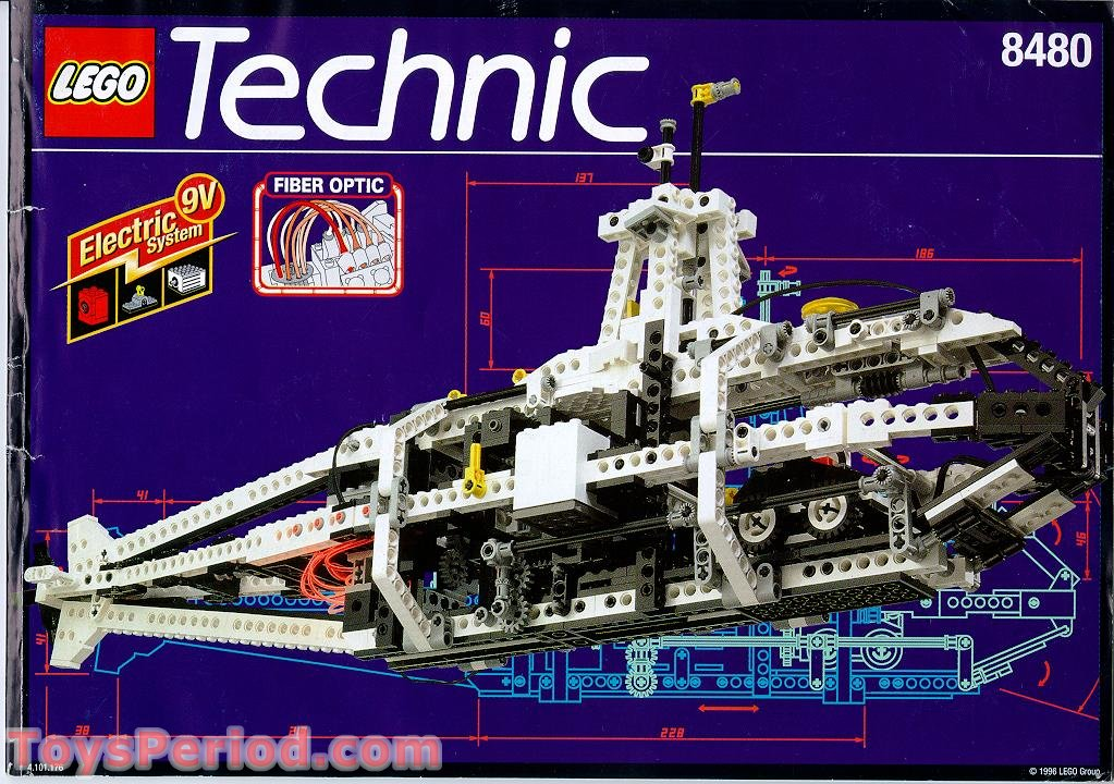 lego 8480 space shuttle set parts inventory and. Black Bedroom Furniture Sets. Home Design Ideas