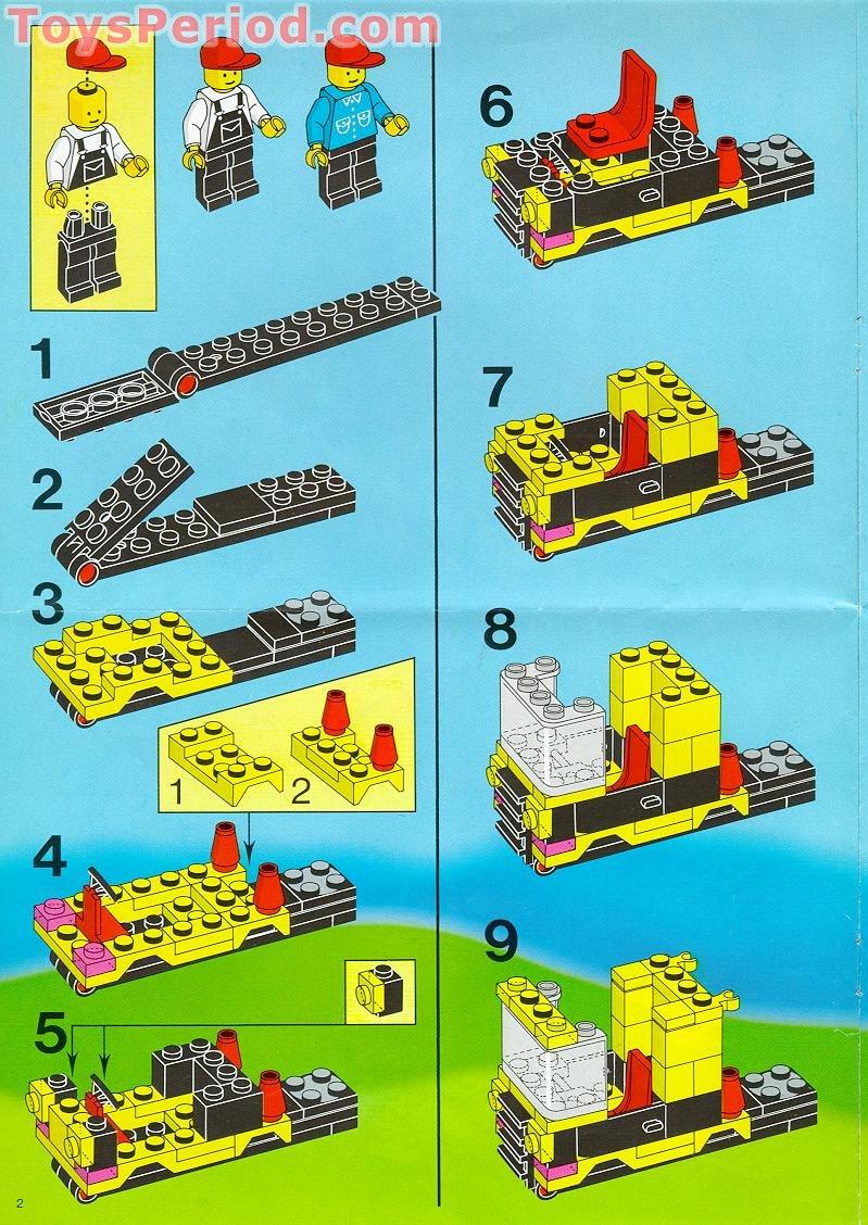 Lego Building Plans Pdf