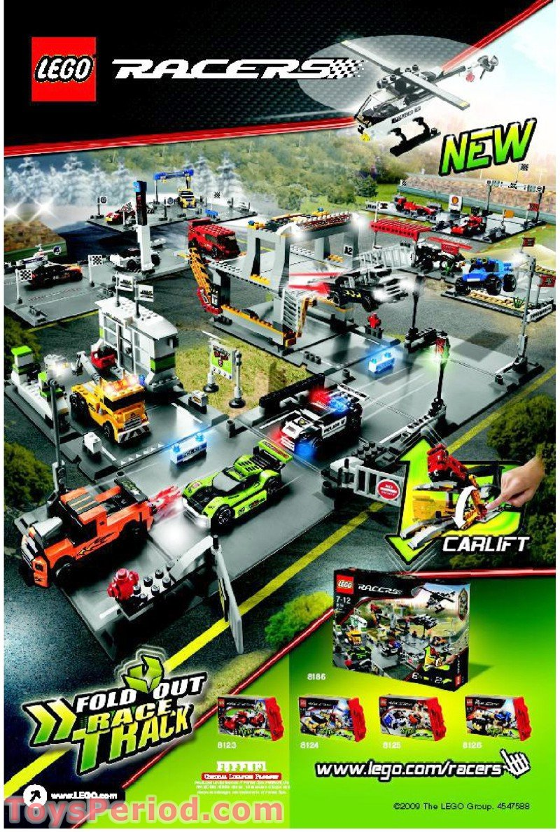 LEGO 7800 Off Road Racer Set Parts Inventory and ...