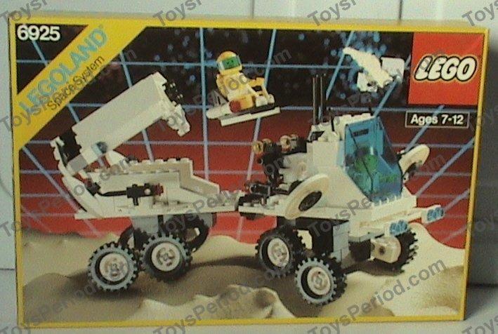 Buste personnage LEGO space minifig torso 973p6e Set 6990 6932 6925 6893 6953