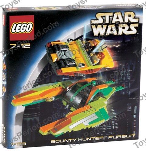 LEGO Star Wars robot body ref 30361px3 Set 7133 Bounty Hunter Pursuit