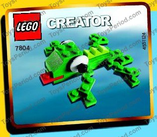 how to build a lego lizard