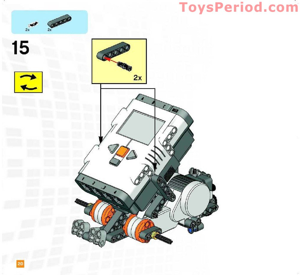 lego nxt building instructions pdf