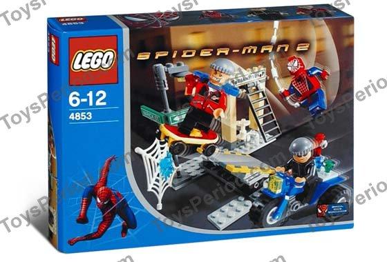 lego spiderman set instructions