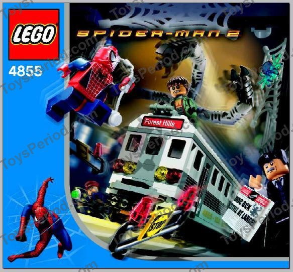 lego spider man 3 sets - photo #16