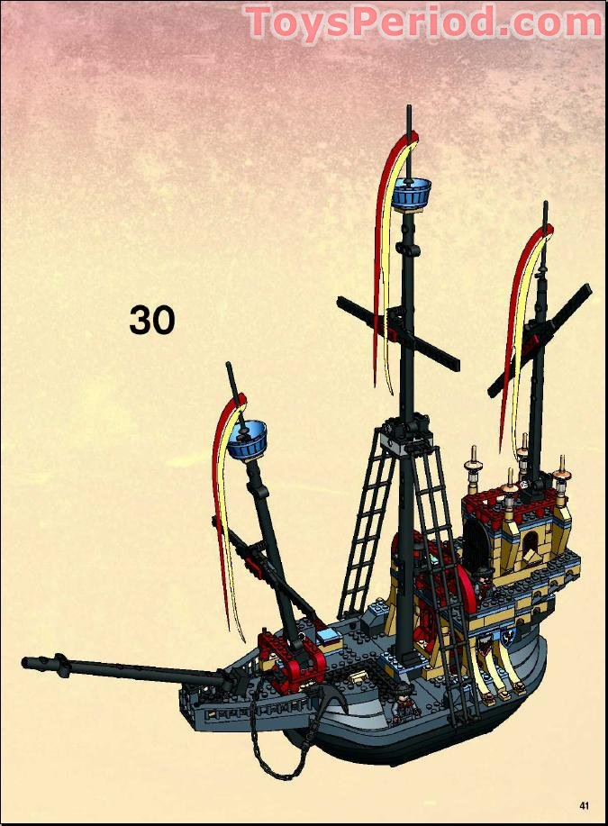 Lego 4768 2 The Durmstrang Ship With Bonus Minifigures Target Exclusive Set Parts Inventory And Instructions Lego Reference Guide Minifigures included are viktor krum and professor karkaroff. lego 4768 2 the durmstrang ship with