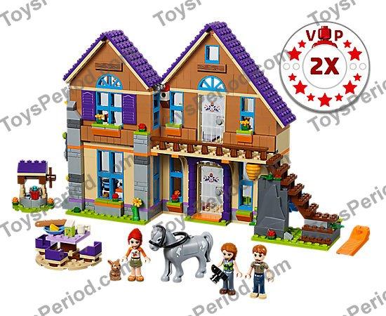 760PCS Pop Star Livi/'s House Building Block Friends for Girls Figures NON LEGO