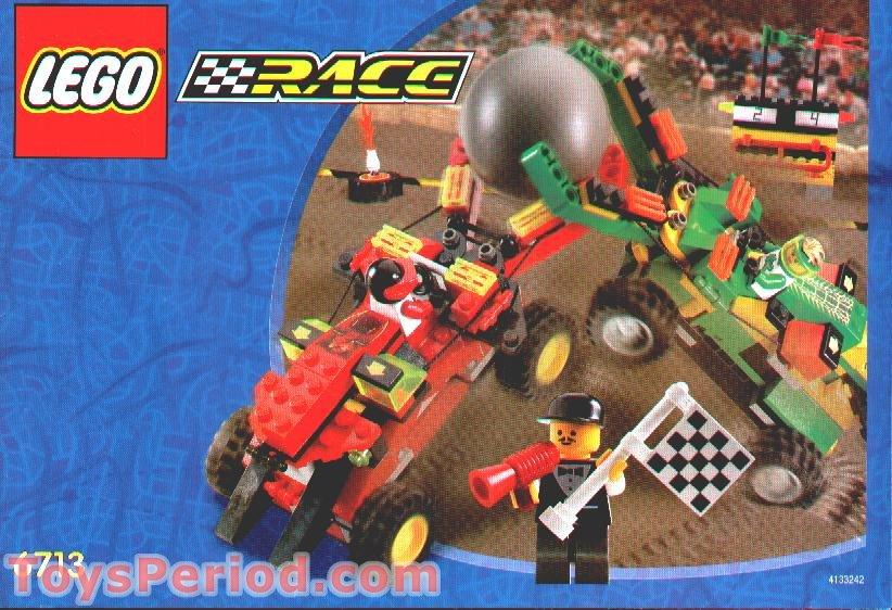 4349 Lego Accessory Megaphone Red x8