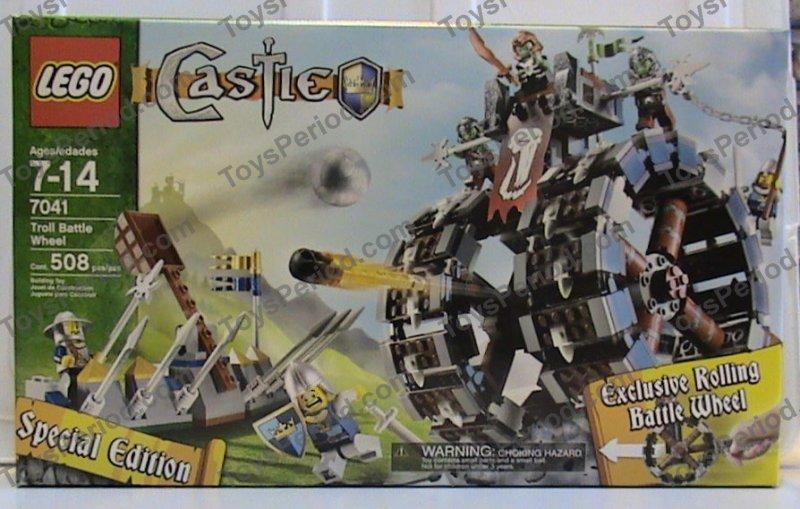 LEGO 7041 Troll Battle Wheel Image 2
