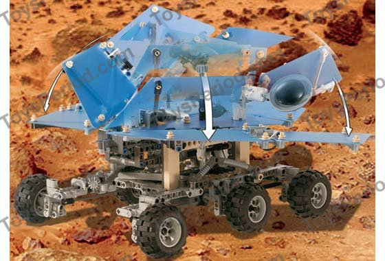 mars exploration rover lego - photo #3