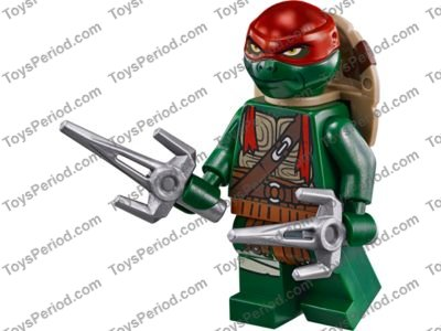 ninja turtle lego instructions