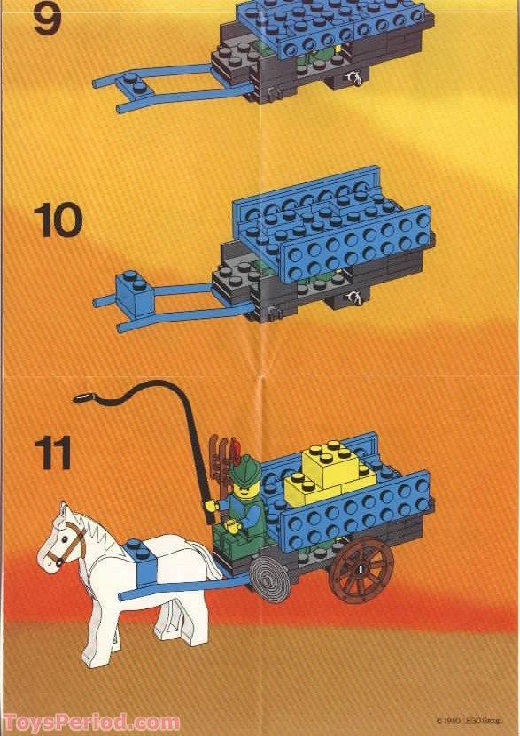 LEGO 27mm D. TW56 Wheel Wagon Small 2470 BLACK x 2