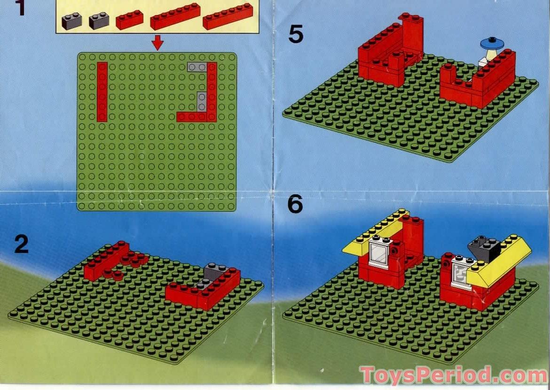 8232 LEGO® Bauanleitung Instruction Nr