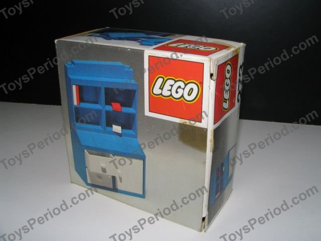 Lego bureau set parts inventory and instructions lego