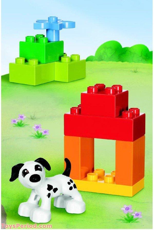 Lego 5416 Duplo Brick Box Set Parts Inventory And Instructions